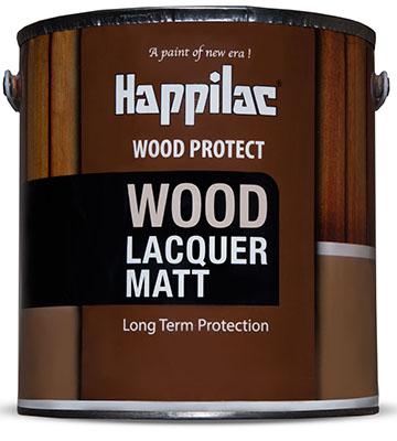 Wood Lacquer Matt Happilac Paints Pakistan
